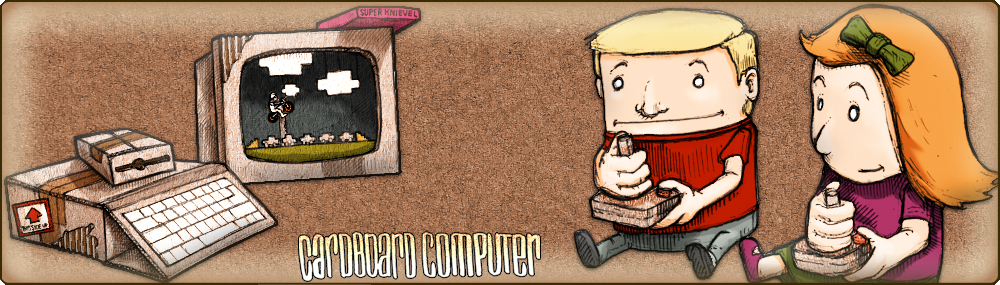 Cardboard Computer is an independent game studio.